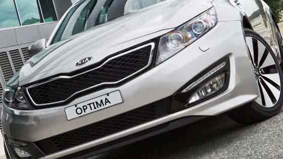 Киа Оптима 2012 - отзыв автовладельца